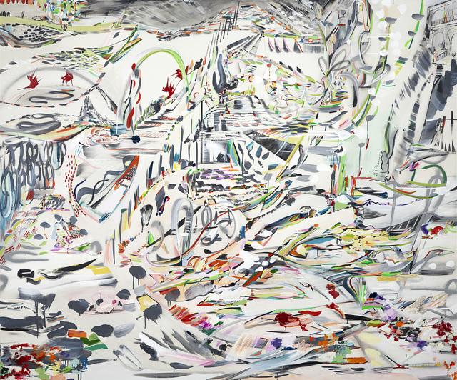 , 'Cosmographia,' 2015, Octavia Art Gallery
