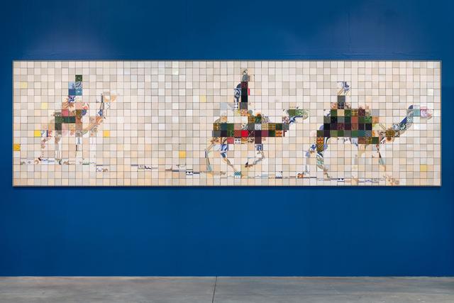 , 'La Caravane,' 2018, Underdogs Gallery