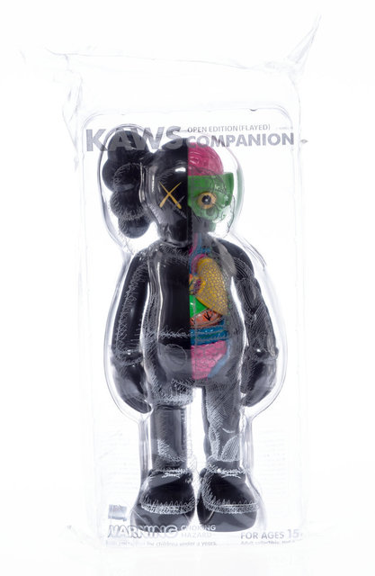 KAWS, 'Dissected Companion (Black)', 2016, Heritage Auctions