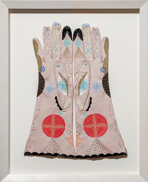 , 'Cosmic Animal Gloves VII,' 2017, Paradigm Gallery + Studio