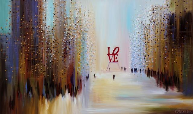 Ekaterina Ermilkina, 'The Way to Love', 2015, Artspace Warehouse