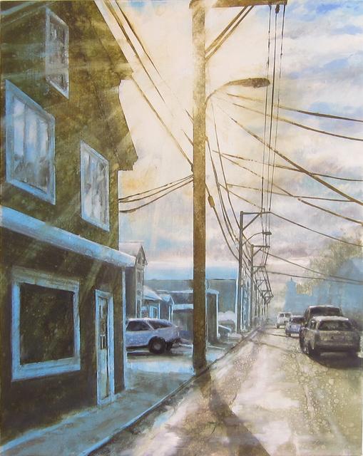 Daniel Bodner, 'Commercial Street', 2017, Albert Merola Gallery