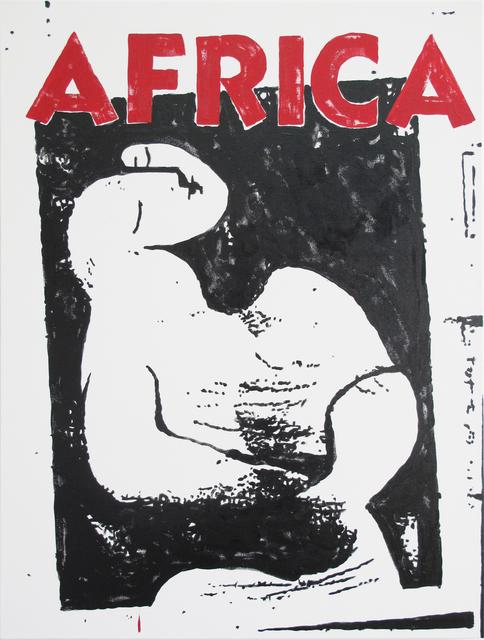 , 'Africa ,' 2015, V1 Gallery