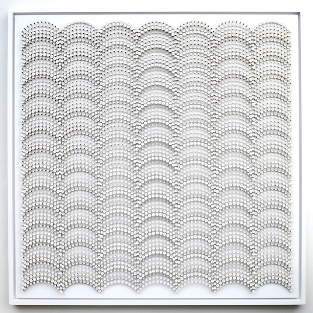 , 'Above the clouds,' 2016, Woolff Gallery