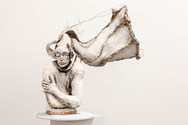 , 'Phonograph Head,' 2009, Rosamund Felsen Gallery