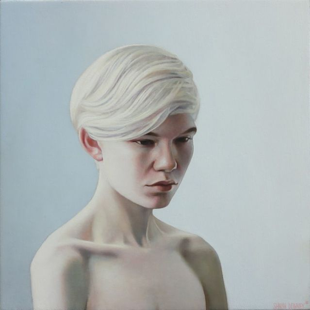 , 'Little White Dervla #2,' 2016, Galerie de Bellefeuille