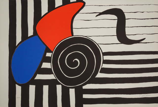 Alexander Calder, 'Helices (Propellers)', Hindman