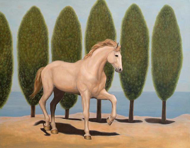 Juan Kelly, 'Horse in Ravelo', 2019, Nüart Gallery