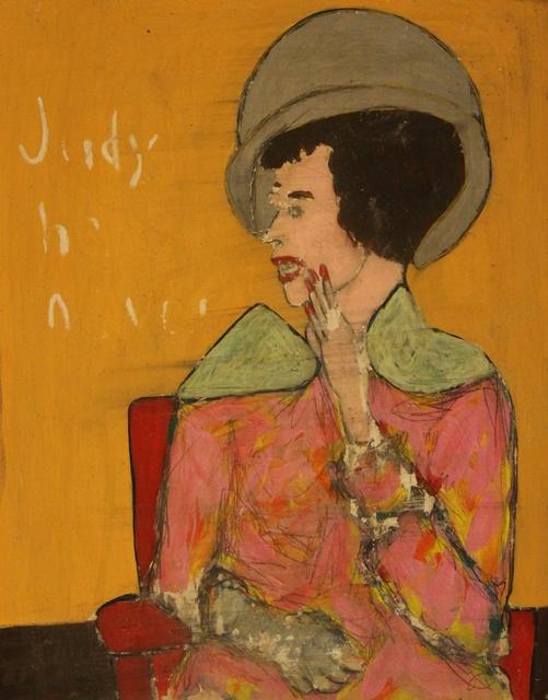 Morrison Pierce, 'Hey Judy', 2019, The Secret Gallery
