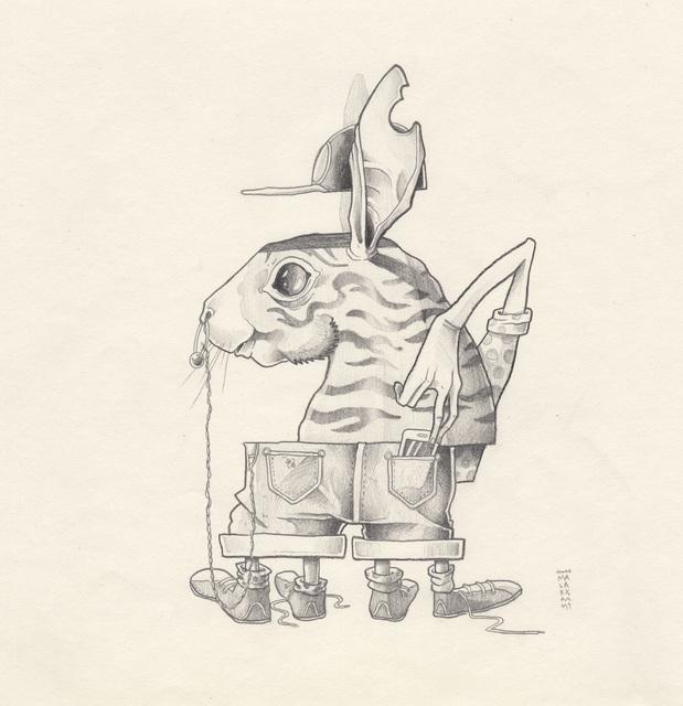 , 'Animal Crossing VI,' 2019, GCA Gallery
