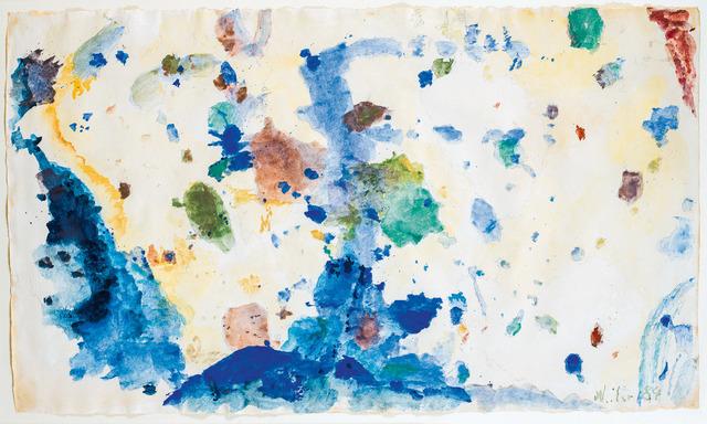 Max Weiler, 'untitled', 1984, Galerie Kovacek & Zetter