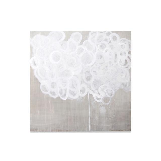 Kim Fonder, 'CERCHIO BIANCO PERLA', Exhibit by Aberson