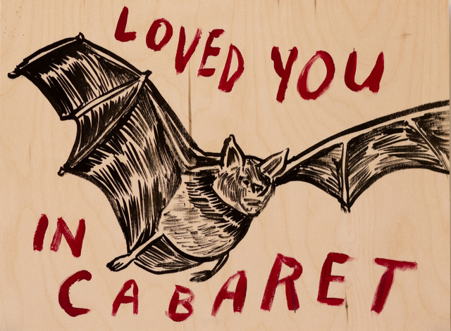 , 'Loved You in Cabaret,' 2015, Jules Maeght Gallery
