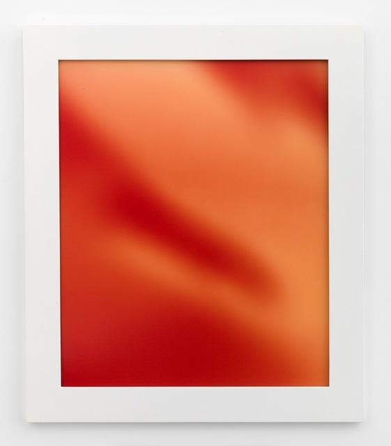 , '19HS,' 2001, David Zwirner