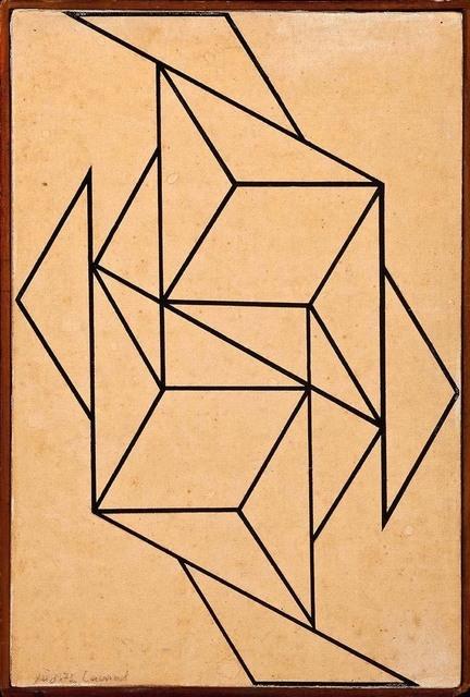 , 'Desenvolvimento,' 1960, Ronie Mesquita Galeria