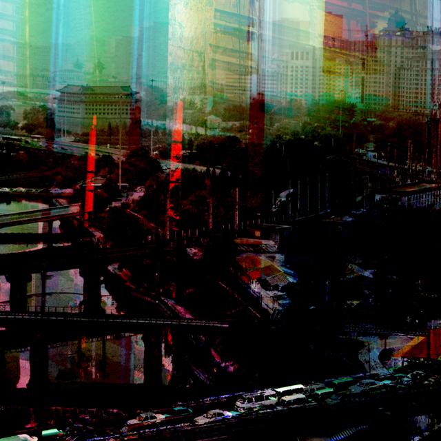Sarah Nind, 'Beijing View 1', 2010, Newzones