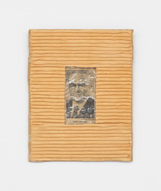 , 'Yuri V. Andropov,' 1983, Magenta Plains