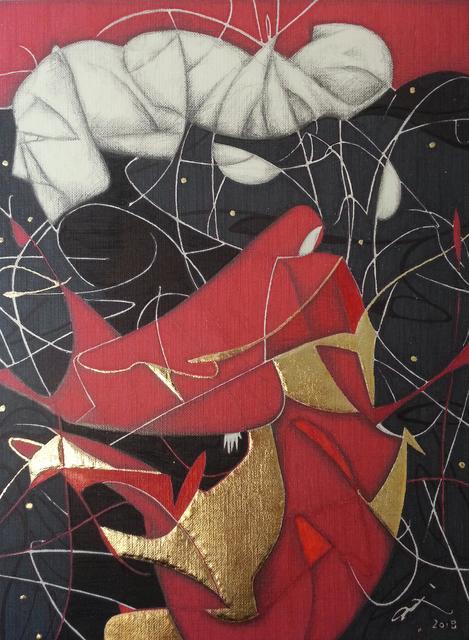 , 'Metamorphosis ,' 2017, Lotus Art Gallery