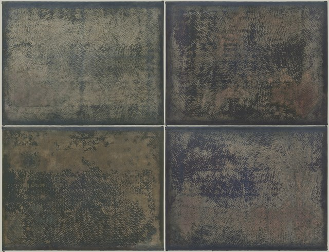 , 'Untitled (four panels),' 1980-1989, Resource Art