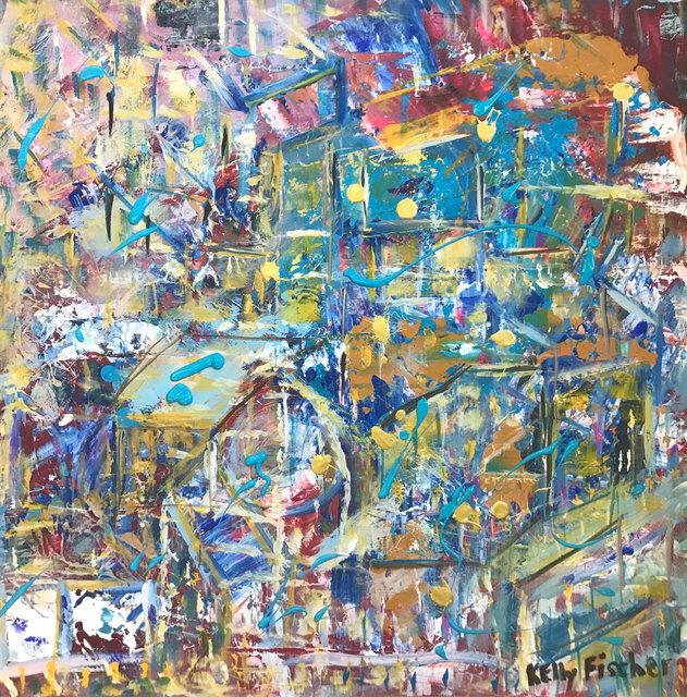, 'St Bernard Pass No.2,' 2017, Khawam Gallery