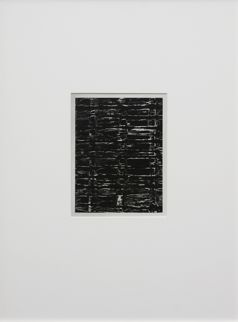 , 'Untitled (Solarization),' 2010, Jhaveri Contemporary