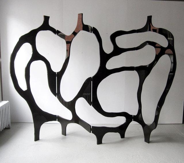 , 'Meander Sculpture Screen,' 2012, Valerie Goodman Gallery