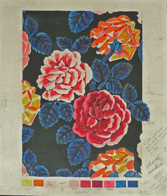 , 'Roses,' ca. 1920, Gilden's Art Gallery