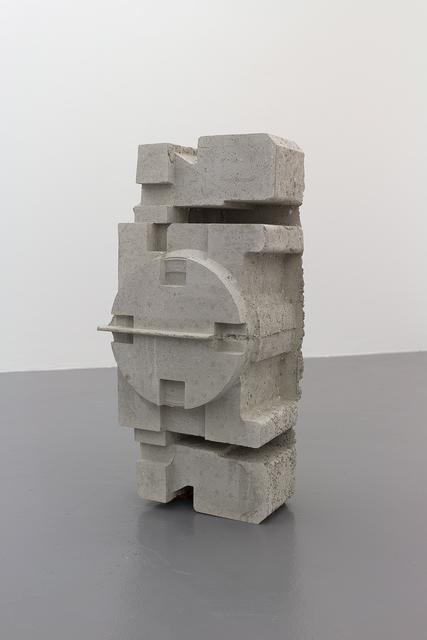 , 'Logogram 10,' 2017, Belenius