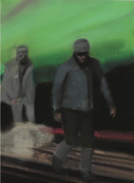 , 'Study for The Visitors,' 2017, Tajan ArtStudio