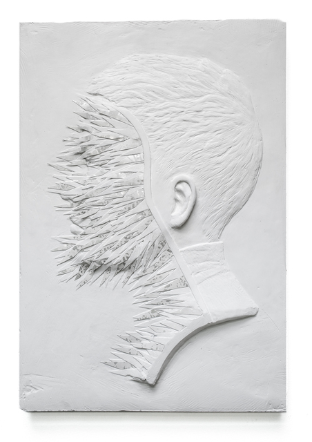 , 'Prickly (Silver),' 2017, Paradigm Gallery + Studio