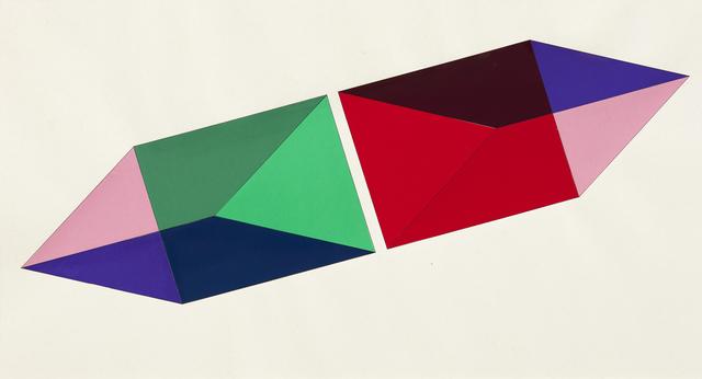 , 'untitled,' 1974, Bowerbank Ninow