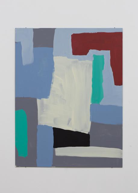 , 'Sievering,' 2015, Galerie Emanuel Layr
