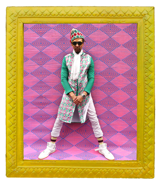 , 'Andre Stylin',' 2016, 193 Gallery