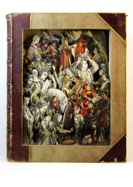 , 'Shakespeare - TheTragedies, 1878,' 2018, Victor Lope Arte Contemporaneo