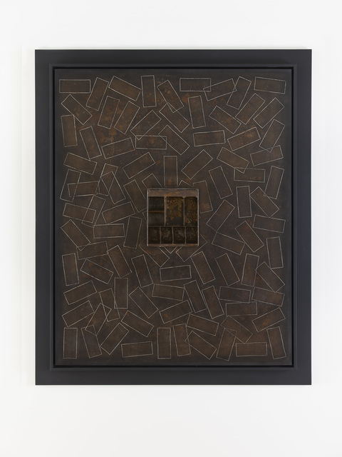 , 'Tec,' 2017, Lehmann Maupin