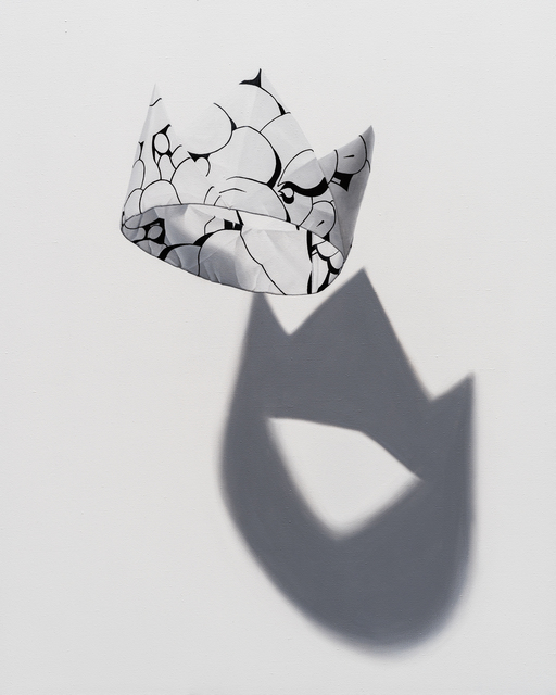 , 'Paper Crown I,' 2018, NextStreet Gallery