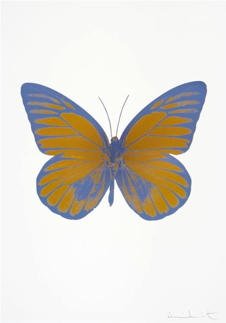 , 'The Souls I - Paradise Copper - Cornflower Blue - Cornflower Blue ,' 2010, Other Criteria