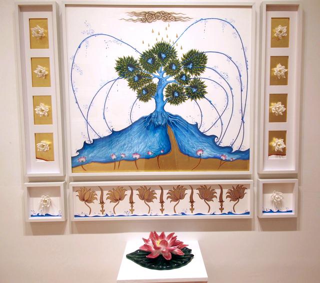 , 'Sephiroth: The Tree of Life,' 2011, ACA Galleries
