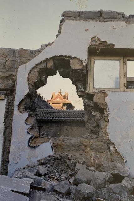 Zhang Dali, 'Demolition 1998125C', 1998, Galería RGR