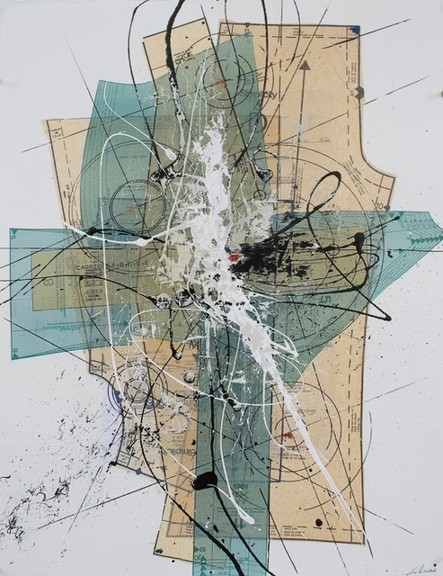 Étienne Gélinas, 'Composition 173', 2015, Thompson Landry Gallery