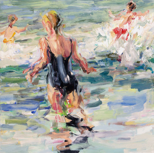 Marshall Crossman, 'Beach Series #164', 2009, Dolby Chadwick Gallery