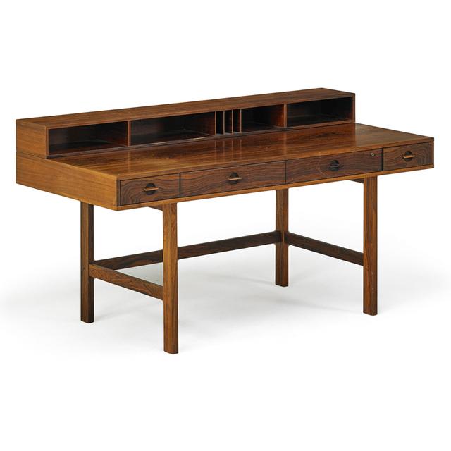 Peter Lovig Nielsen, 'Flip-Top Partner's Desk, Denmark', 1969, Rago/Wright