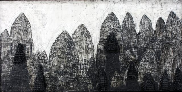 Eva Ennist, 'Temples Revisited #1', 2013, Gagné Contemporary