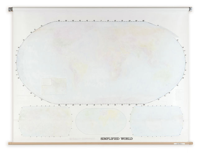 , 'Simplified World,' 2014, Spinello Projects