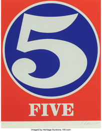 Five (from Numbers)