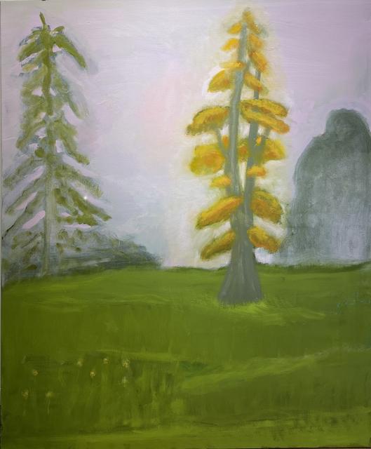 Kathryn Lynch, 'Blush Sky', 2019, Tayloe Piggott Gallery