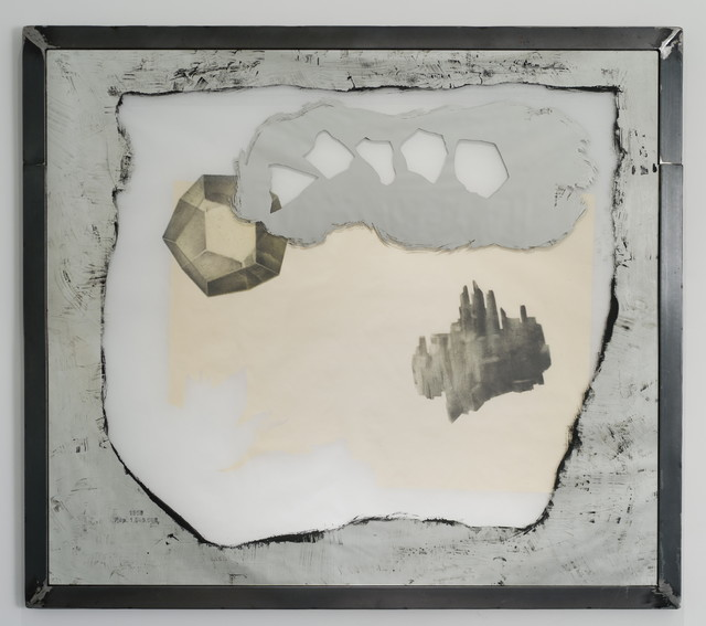 , 'PLATONIC SOLID'S DREAMING/DETROIT'S SHRINKING (Dodecahedron),' 2014, Galerie Nathalie Obadia
