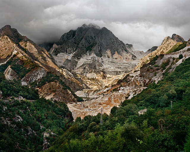 , 'Carrara Marble Quarries #20, Carrara, Italy,' , Robischon Gallery