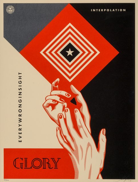 Shepard Fairey, 'Untitled, from Interpolation', 2014, Heritage Auctions