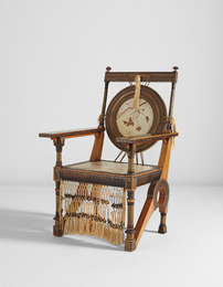 Carlo Bugatti, 'Armchair,' ca. 1898, Phillips: Design